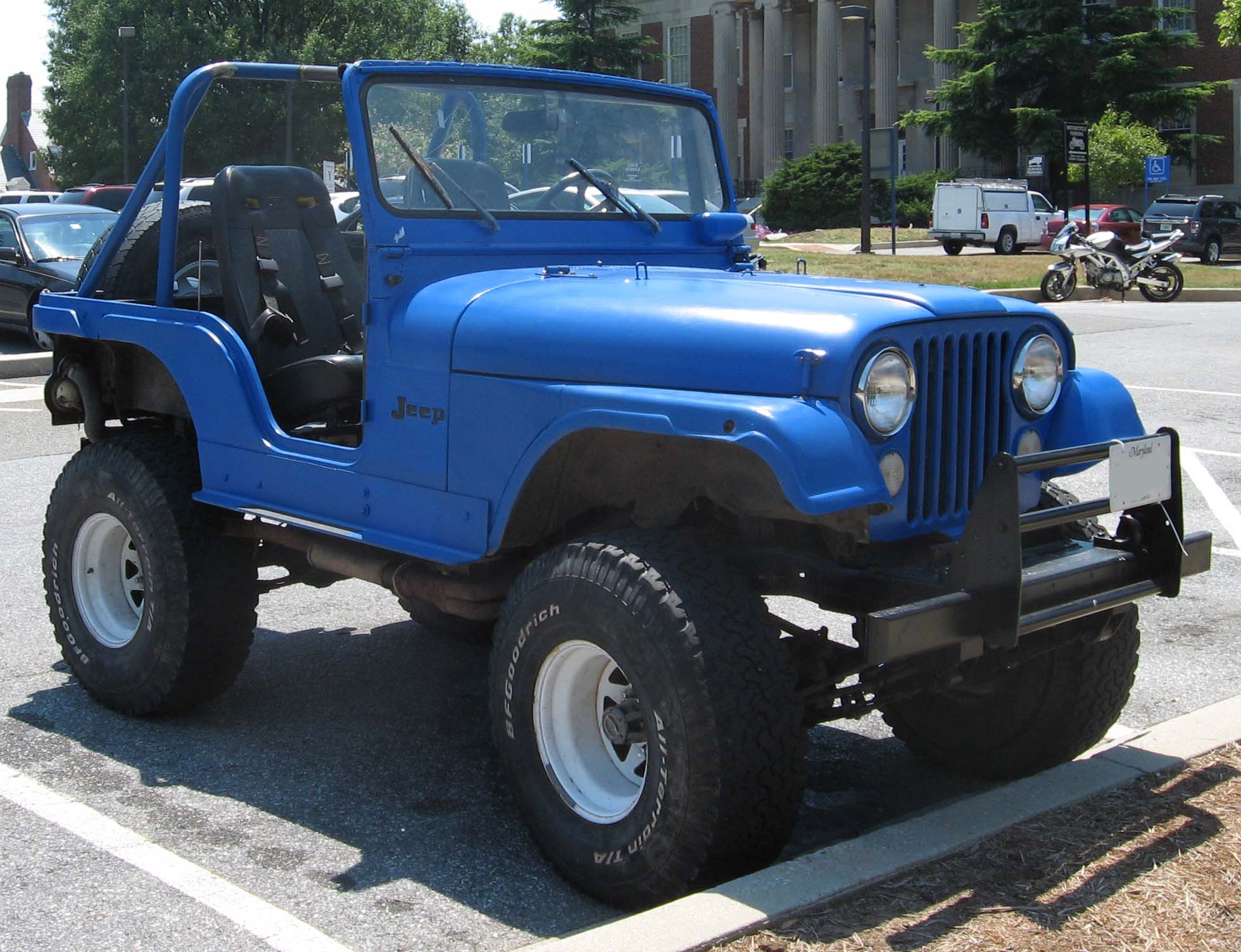 Another Jeep CJ5 | Jeep Enthusiast
