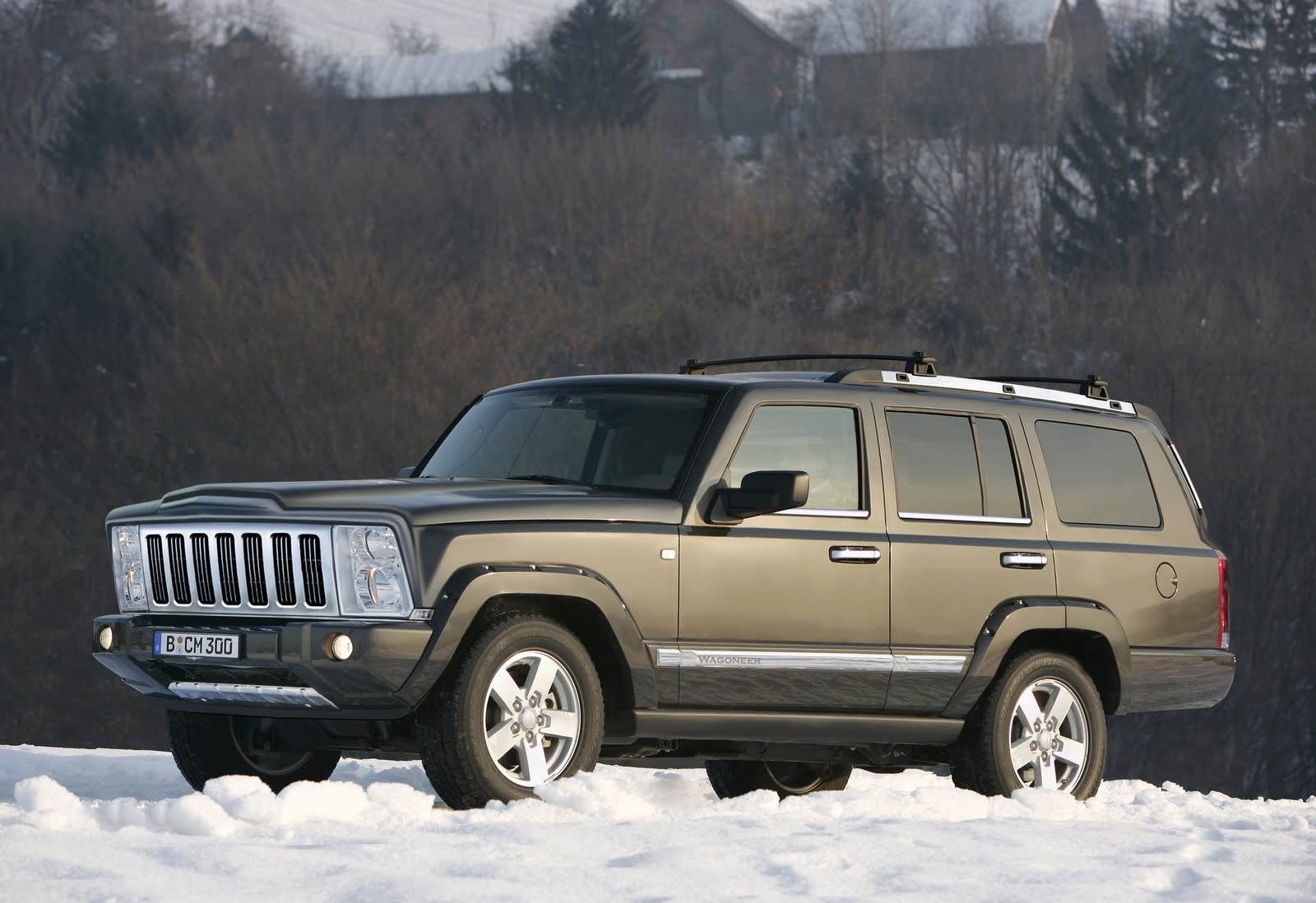 2015 Jeep Willys >> Jeep Wagoneer | Jeep Enthusiast