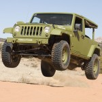 Jeep Wrangler J8 Sarge