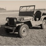 Willys CJ 2A