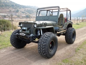 Cheap Mud Tires For Trucks >> A Big Foot Willys Jeep | Jeep Enthusiast