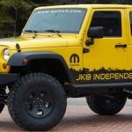 Mopar Jeep JK-8
