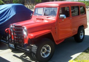 1953 Willys Wagon