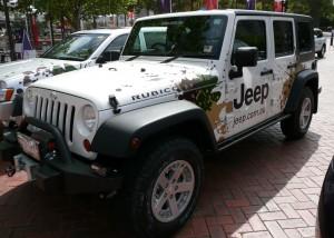 2007 Jeep Wrangler JK Unlimited Rubicon Softtop