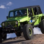 2010 Jeep Wrangler Mopar Immortal