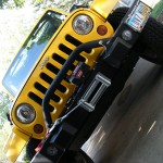 2011 JK 4D Sahara Edition With Mopar Accessories