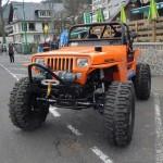 Big Foot Jeep YJ