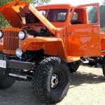 Big Foot Willys Wagon