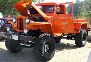 Big Foot Willys Wagon
