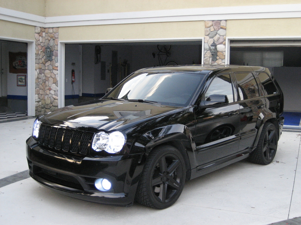 black jeep srt8 | jeep enthusiast