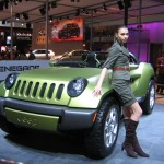 Jeep Concept at Beijing Auto Show