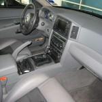 Jeep Grand Cherokee SRT8 Interior