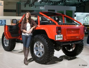 Jeep Lower Forty Concept