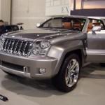 Jeep Trailhawk Concept Car