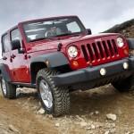 Jeep Wrangler 2011