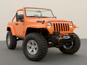 Jeep Wrangler Rubicon King