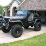Jeep YJ Ready to Rock