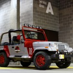 Jurassic Park Jeep YJ Replica