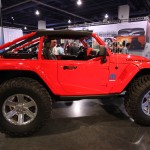 Mopar Jeep Lower Forty Concept at Auto Show
