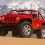 Mopar Jeep Lower Forty & Grand Canyon II Concepts 2009