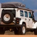 Mopar Underground Jeep Wrangler Overland