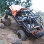 Off Road Jeep YJ