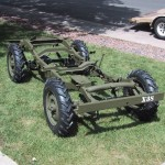 Willys 1944 Chassis