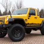 Jeep Wrangler JK 8 Independence