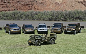 Jeep Celebrates 70th Anniversary