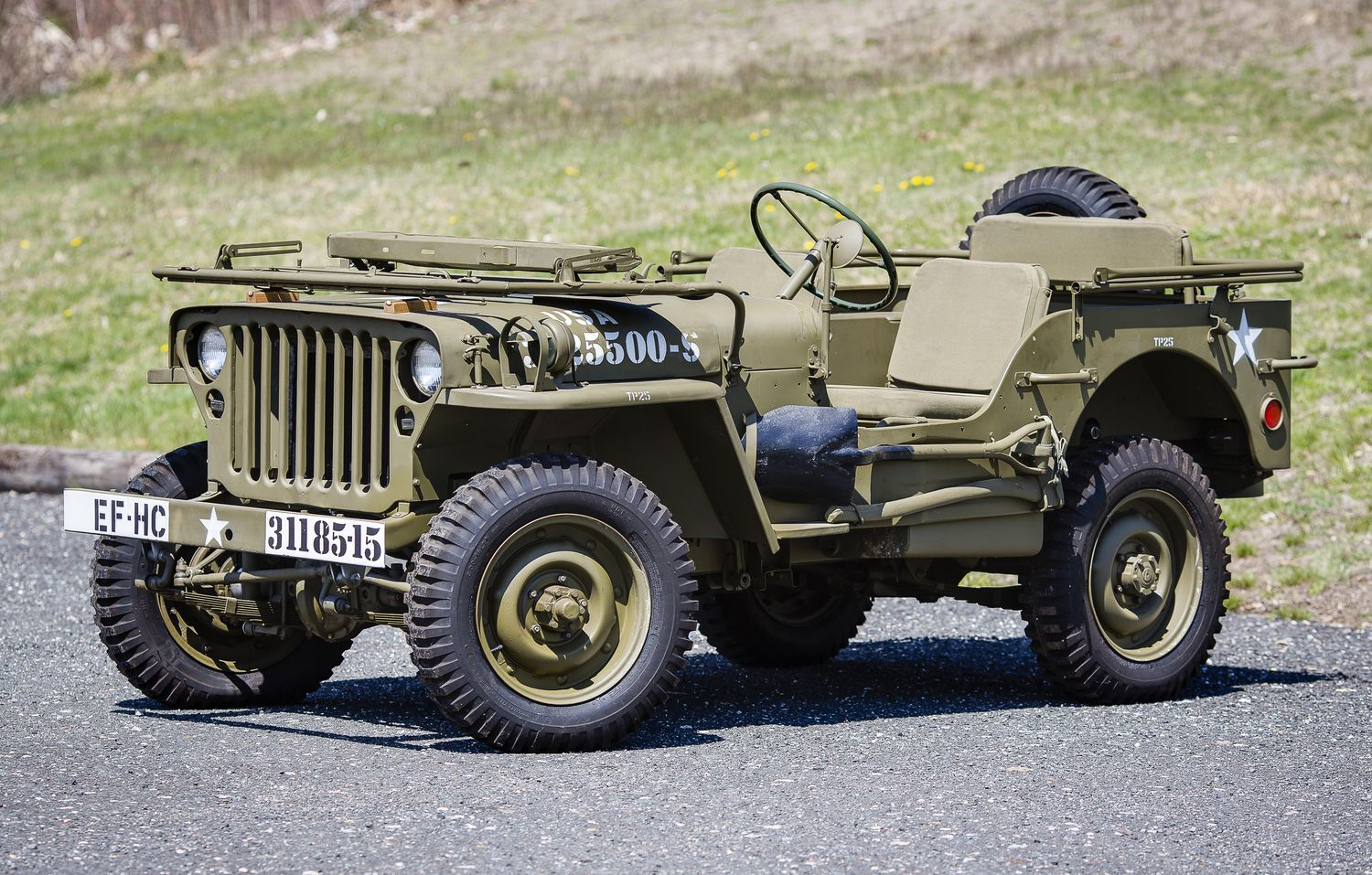 1944 Willys MB | Jeep Enthusiast
