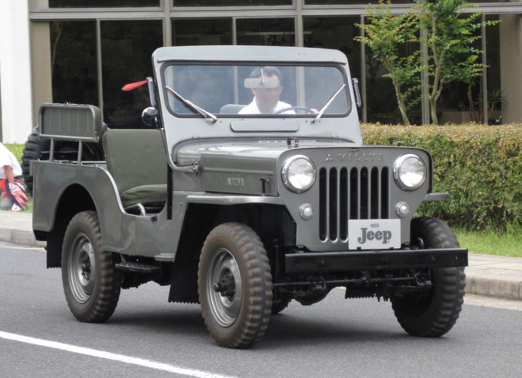 Off Road Jeep >> Mitsubishi 1955 Jeep | Jeep Enthusiast
