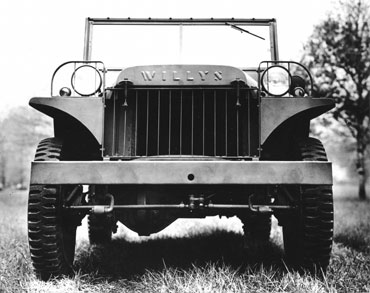 1941 willys ma 1 Jeep History (1940s)