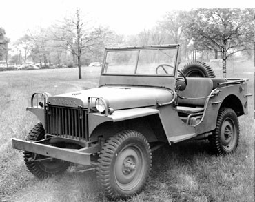 1941 willys ma 2 Jeep History (1940s)
