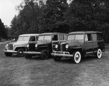 1946 1965 willys wagon 2 Jeep History (1940s)