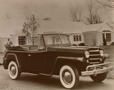1948 1951 jeep jeepster vj 2 Jeep History (1940s)