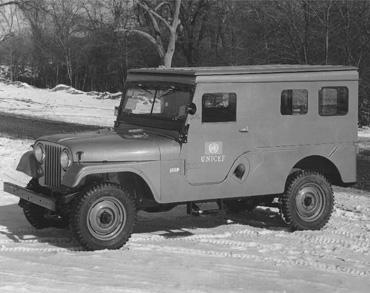 1955 1975 jeep cj 6 2 Jeep History (1950s)