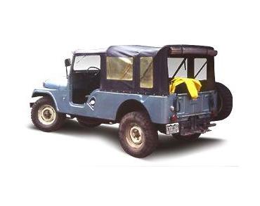 1955 1975 jeep cj 6 3 Jeep History (1950s)