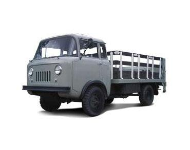 1957 1965 jeep fc 170 1 Jeep History (1950s)