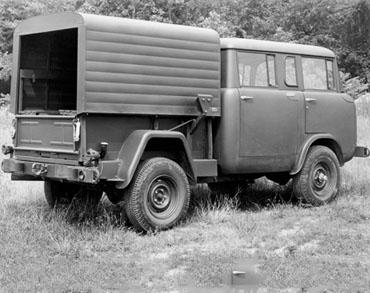 1957 1965 jeep fc 170 2 Jeep History (1950s)