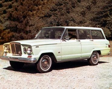 1963 1991 jeep wagoneer sj 01 Jeep History (1960s)