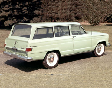 1963 1991 jeep wagoneer sj 02 Jeep History (1960s)