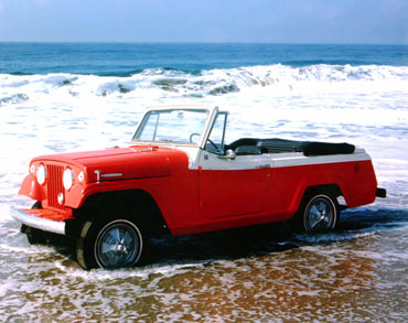 1967 1971 jeepster convertible c 101 04 Jeep History (1960s)