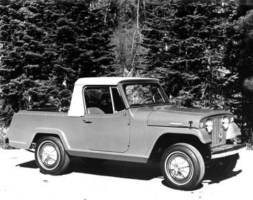 1967 1973 jeepster commando c 101 01 Jeep History (1960s)