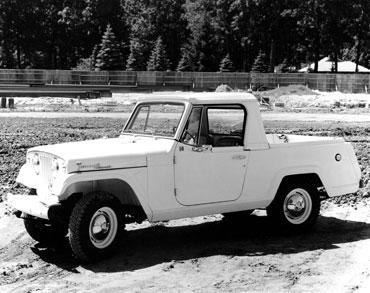 1967 1973 jeepster commando c 101 02 Jeep History (1960s)