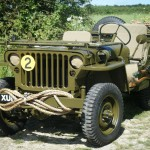 A Classic Willys Jeep