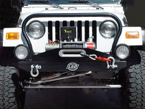 The Front Of Jeep