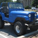 Another Jeep CJ5