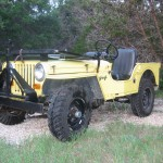 1947 Jeep Willys CJ2A