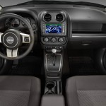 2011Jeep Compass Interior View