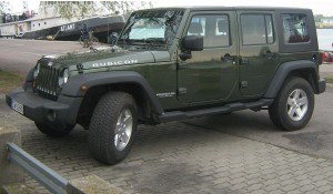 Another Jeep Wrangler Unlimited Rubicon